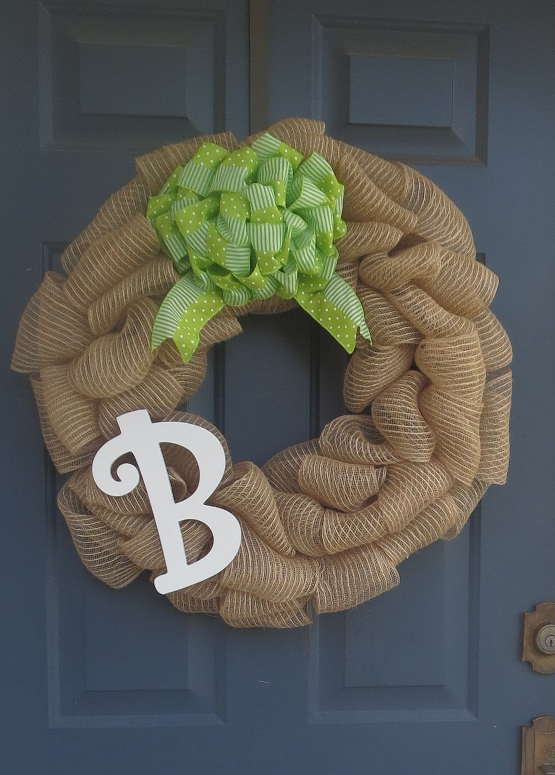 how to make a mesh wreath 30 diy instructions guide patterns