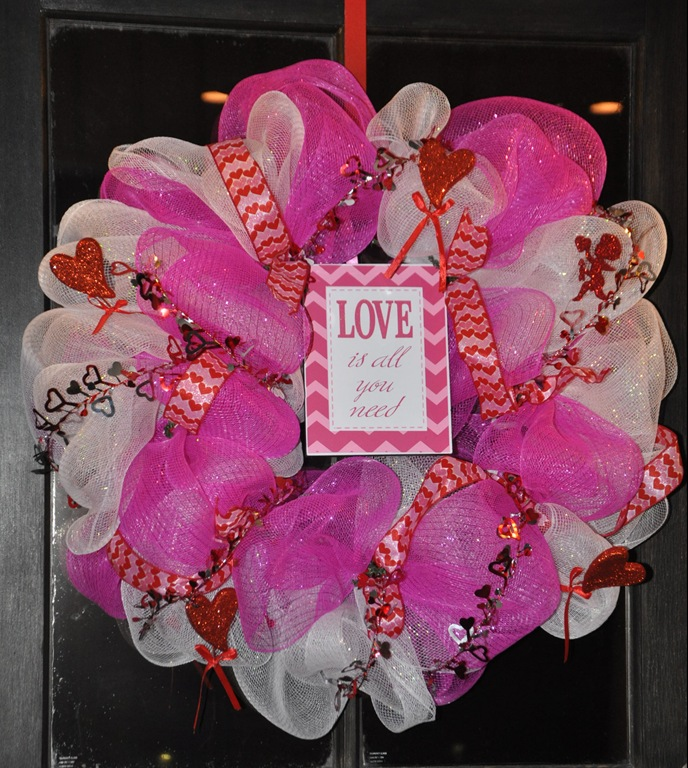 How to Make a Mesh Wreath: 30 DIYs with Instructions | Guide Patterns