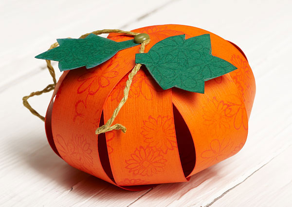 14 DIY Paper Pumpkin Craft Ideas | Guide Patterns