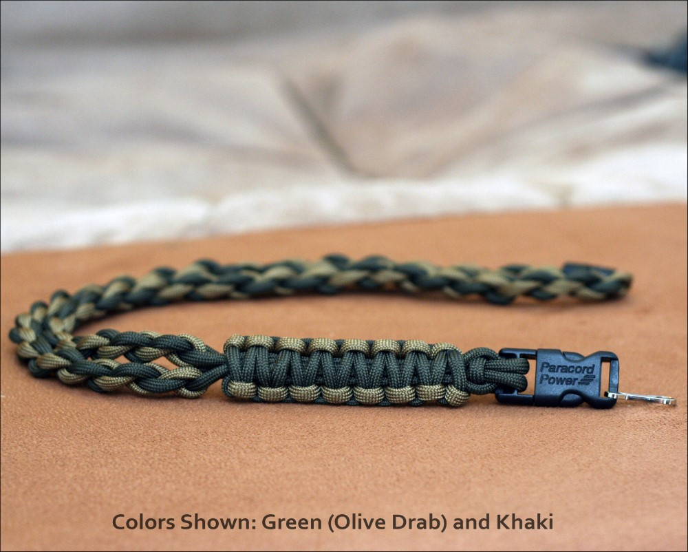 Easy Paracord Bracelet Instructions With Buckle