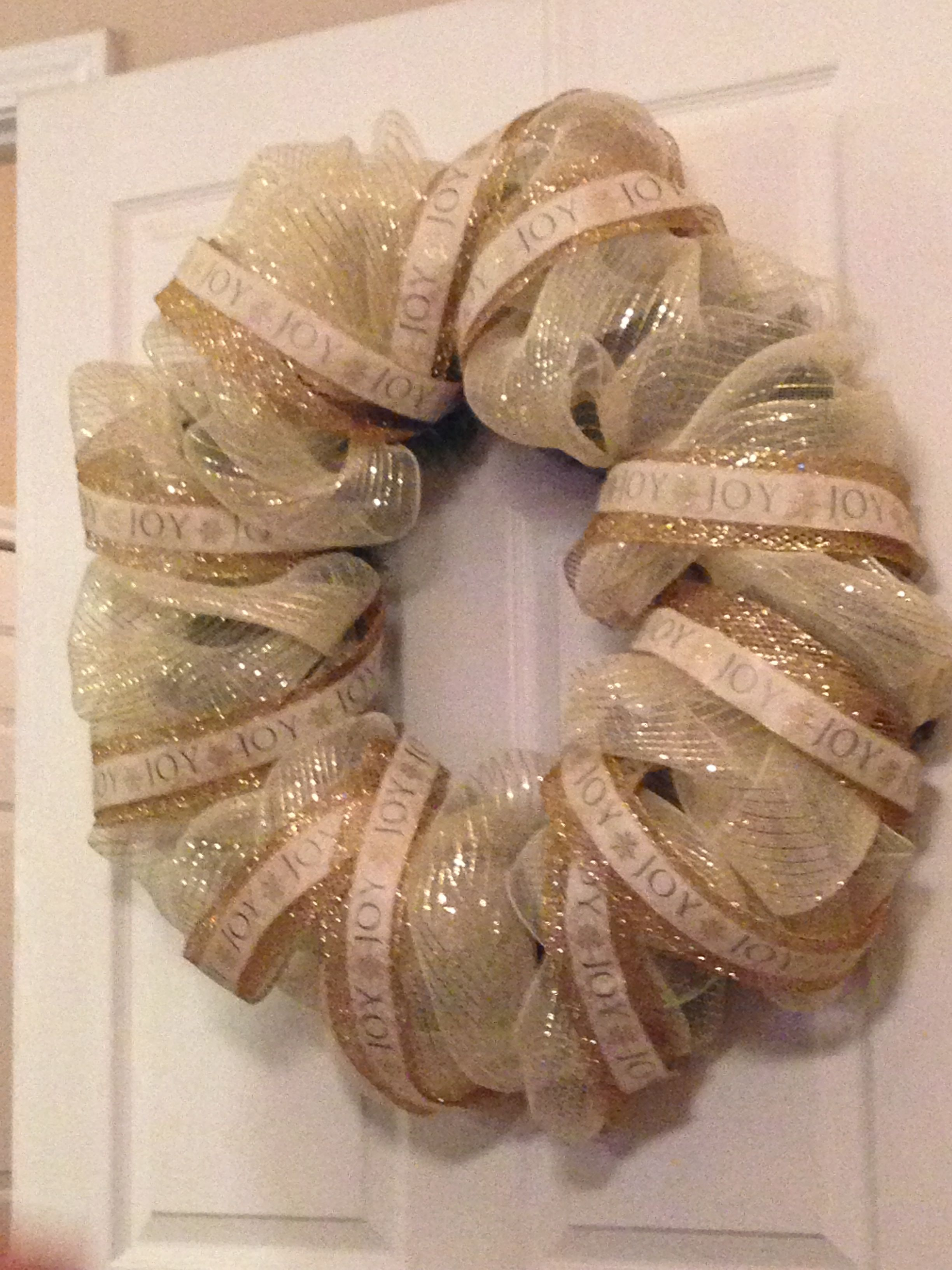 you tube directions on how to make a christmas wreath