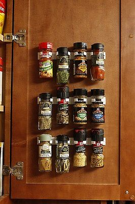 Exceptionnel Over The Door Spice Rack