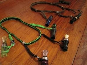 Paracord Call Lanyard
