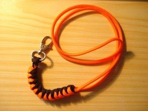 Paracord Lanyard Instructions