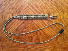 Paracord Neck Lanyard