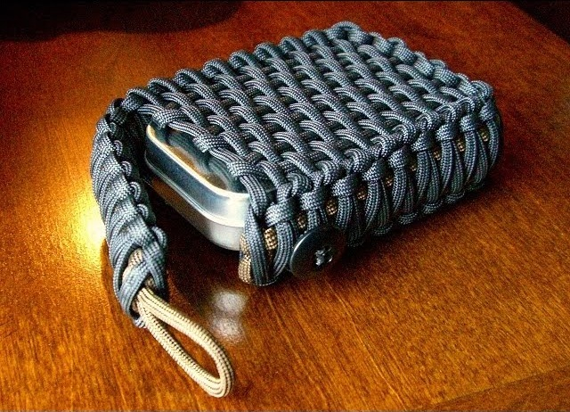 easy paracord projects