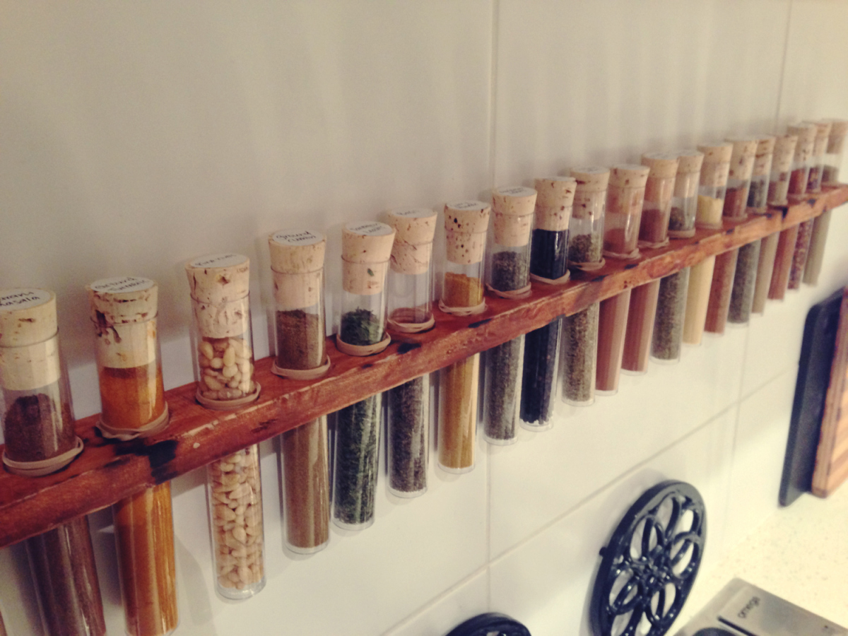 Diy Spice Rack Instructions And Ideas Guide Patterns