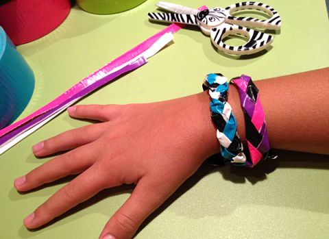 21 Unique Duct Tape Bracelet Designs Guide Patterns
