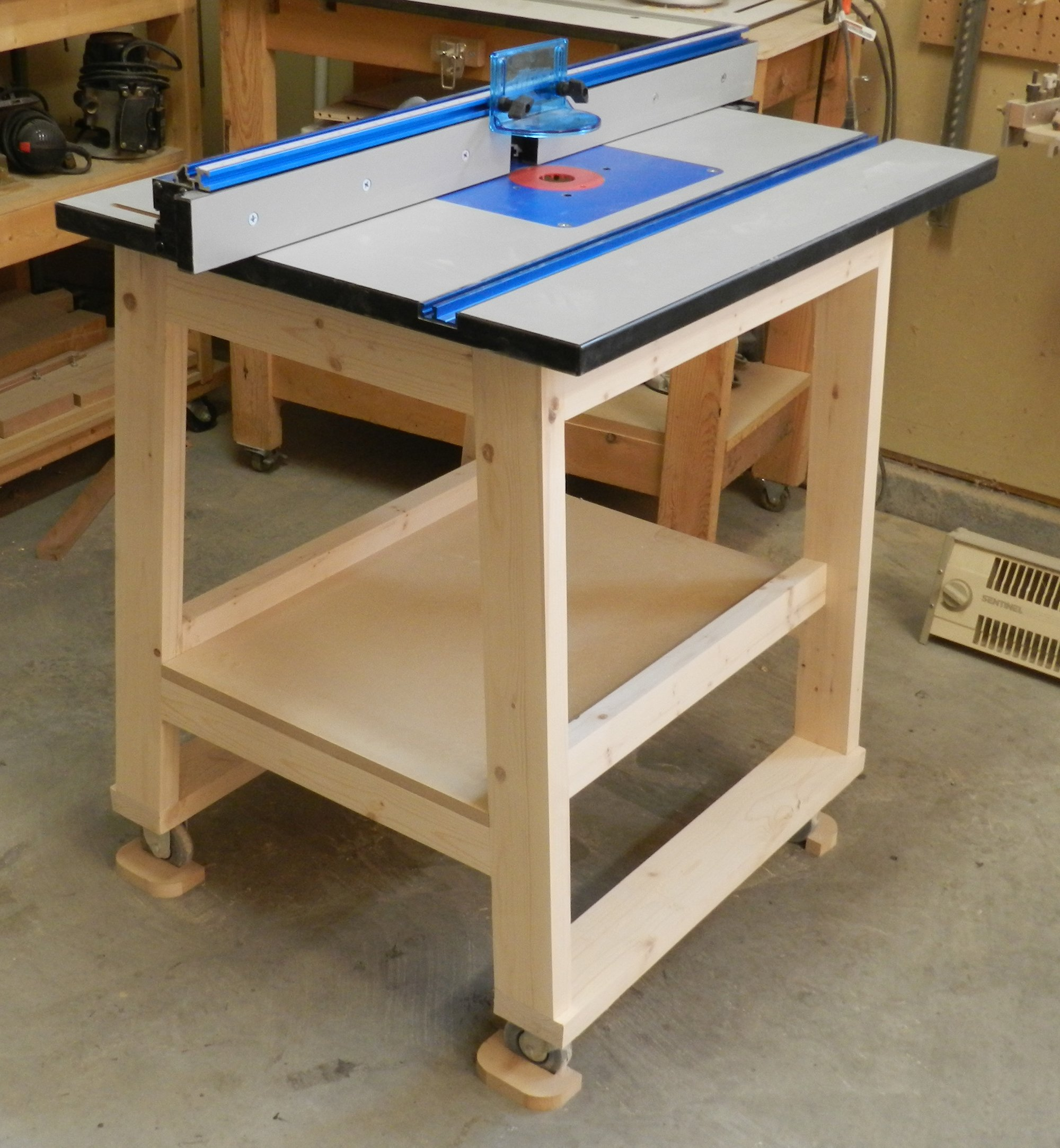 How to build a router table 36 diys guide patterns for How to make a router table stand