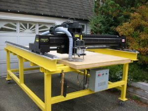 CNC Router Table Plans