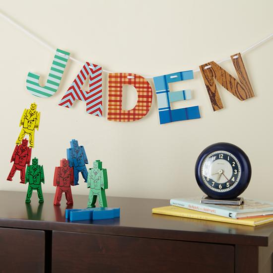 Letters To Hang On Wall 21 diy cardboard letters | guide patterns