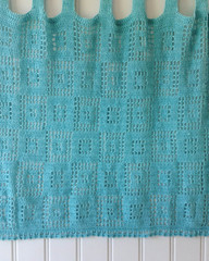 Crochet Curtain Pattern