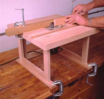How to Build a Router Table: 36 DIYs | Guide Patterns