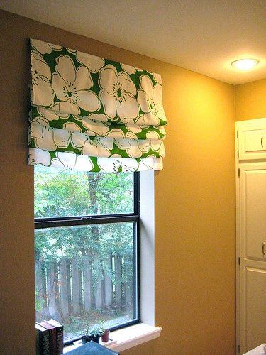 How To Make Roman Shades 28 Diy Patterns And Tutorials