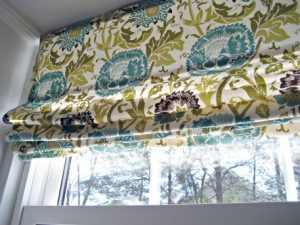 DIY Roman Shades No Sew