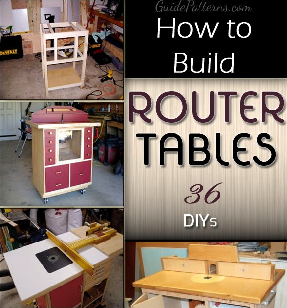 How to build a router table 36 diys guide patterns diy router table plans keyboard keysfo Images