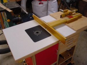 DIY Router Table Top