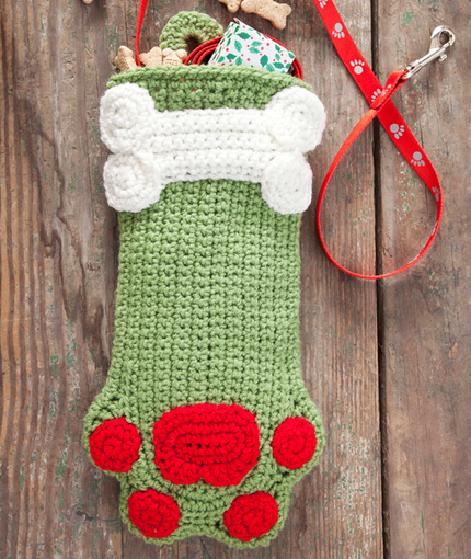 Free Crochet Pattern Christmas : 20 Free Crochet Christmas Stocking Patterns Guide Patterns