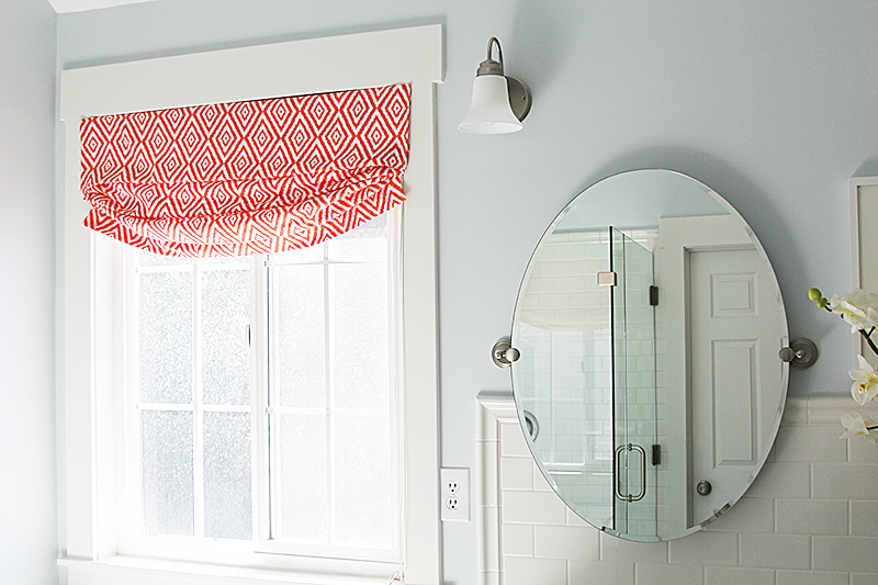 Relaxed Roman Shade Diy How To Make