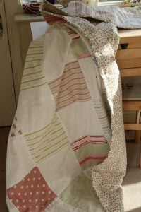 How to Sew a Patchwork Quilt