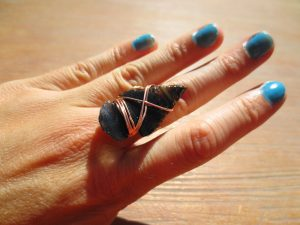 How to Wire Wrap a Ring