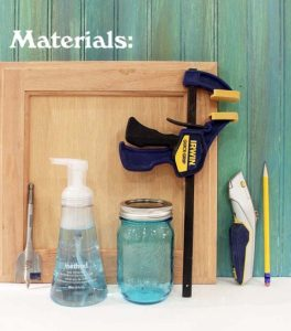 Mason Jar Soap Dispenser Kit