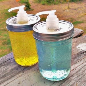 Mason Jar Soap Dispenser Pump