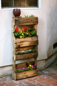 Pallet Planter Instructions