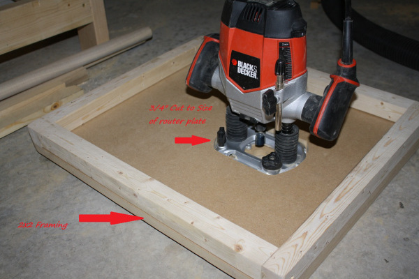 How to build a router table 36 diys guide patterns making a router table greentooth Choice Image