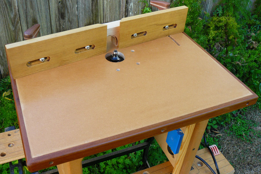 Woodworking plans router table for How to make a router table