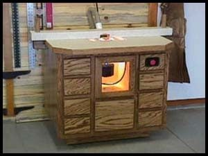 Router Table Made at Home