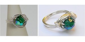 Wire Wrapped Ring Instructions