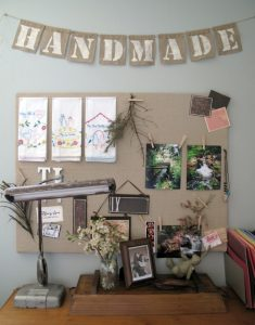 Burlap Garland Tutorial