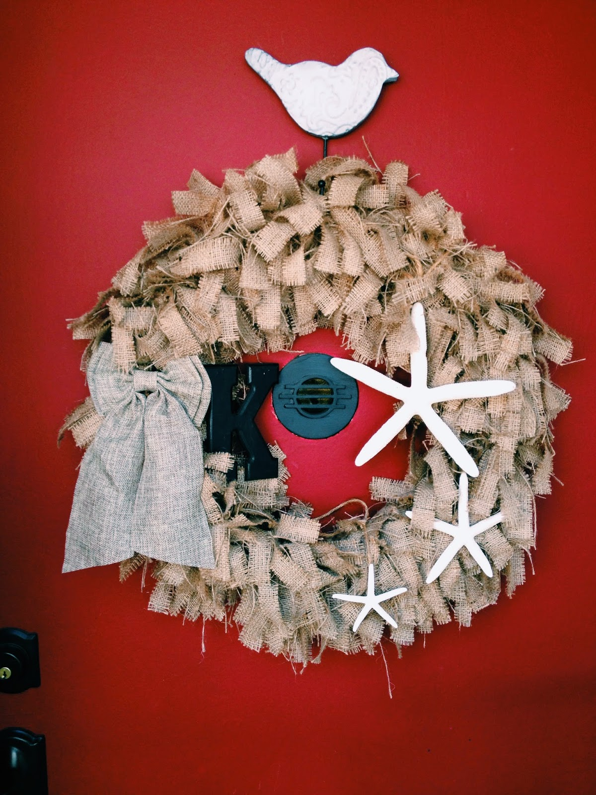 How To Make A Burlap Wreath 30 Diy Tutorials Guide Patterns