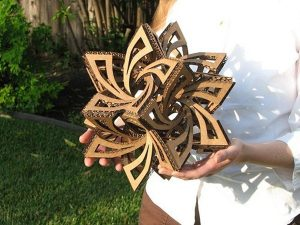 Cardboard Art Projects