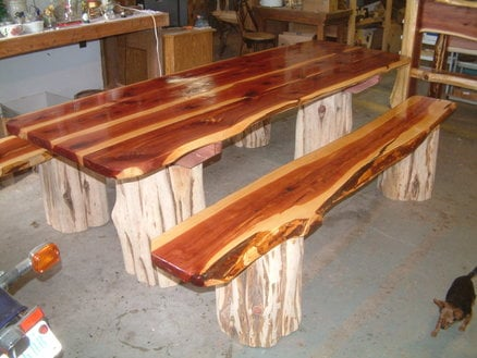 Free Plans For Wood Picnic Table
