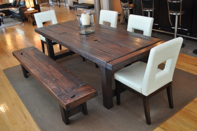 diy dining room table idea - Build Dining Room Table