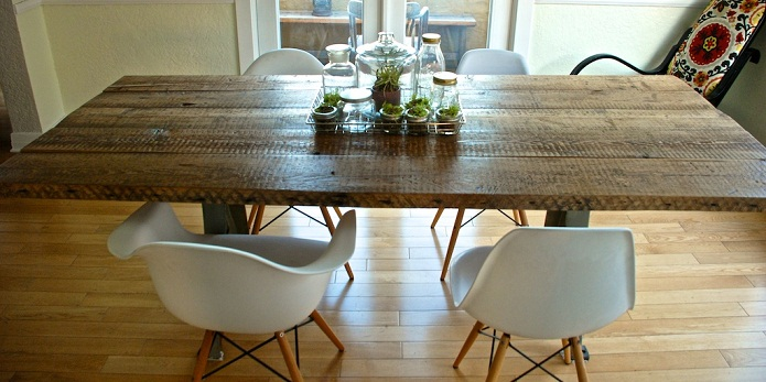 Beau DIY Dining Table Makeover