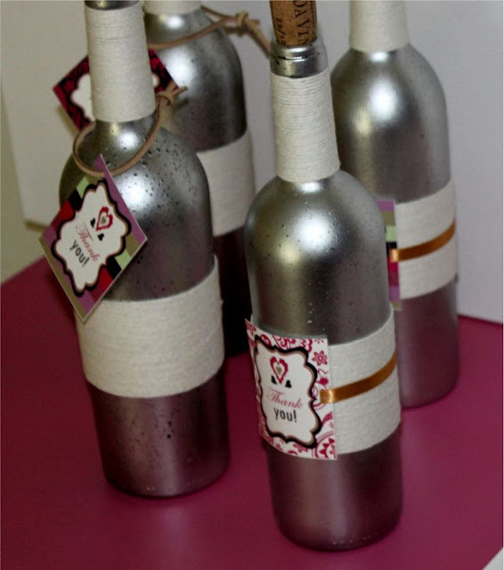 10 Painted Wine Bottles With How-Tos