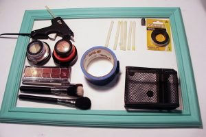 Fabric Magnetic Makeup Board