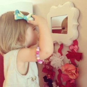 Hair Bow Holder Tutorial