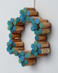 How to Make Wine Cork Wreath