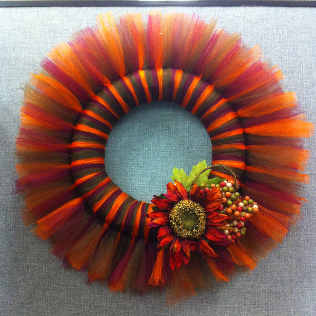 How to Make a Tulle Wreath: 21 Tutorials