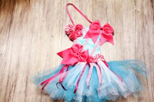 How to Make a Tutu Hair Bow Holder