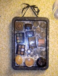 Magnetic Makeup Board Cookie Sheet