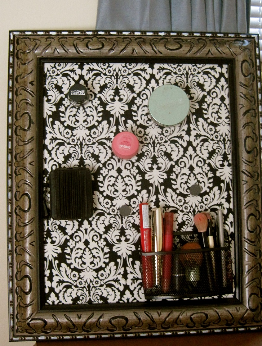14 Diy Magnetic Makeup Board Tutorials Guide Patterns