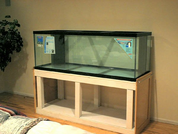 Modern Aquarium Stand & 28 DIY Aquarium Stands with Plans | Guide Patterns