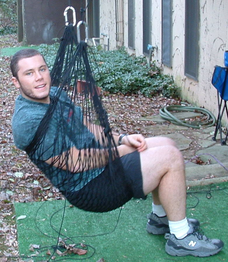 11 cool paracord hammock designs guide patterns for Paracord projects