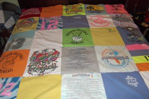 Tshirt Quilt Instructions
