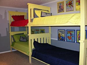 4 Bunk Beds for Teenagers